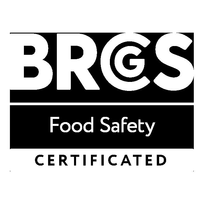 bro food safety certification logo