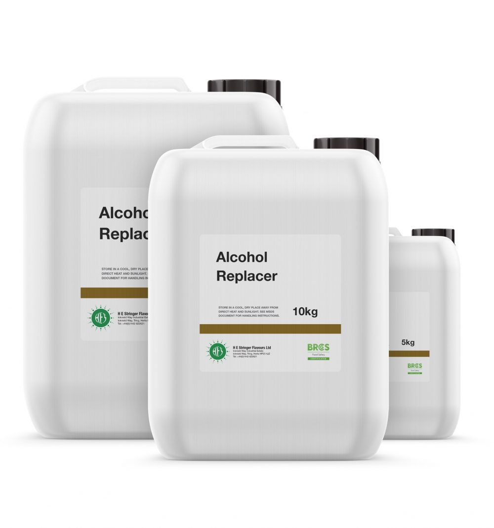 alcohol replacers